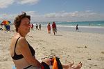 PKap på södra halvklotets längsta strand